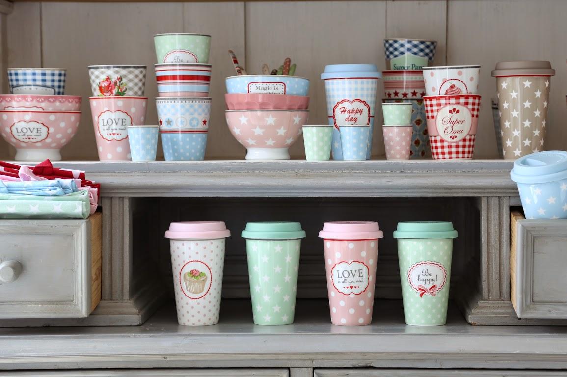 Porzellan Krasilnikoff / Happy Mugs - Kathrin\'s Teeshop