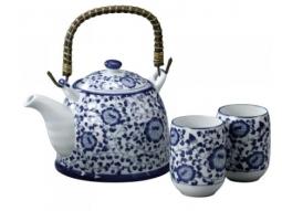 Tee-Set Dynasty Blue