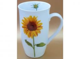 Henkelbecher Sonnenblume 0,5l