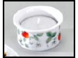 Alpine Strawberry Teelichthalter von R..