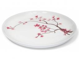 Kirschblüte Dessertteller Fine Bone Ch..