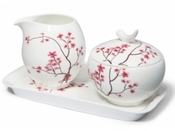 Kirschblüte Milch & Zucker Fine Bone C..