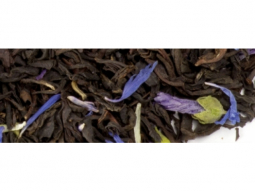 Schwarztee Earl Grey Blue Flower