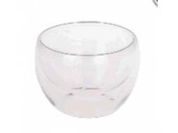 Glas Cup Li 150ml doppelwandig 6 Stück