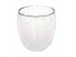 Glas Cup Li 255 ml doppelwandig 6 Stück