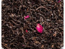 Schwarztee Rosen-Tee China
