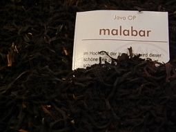 Schwarztee Java OP Malabar