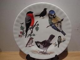 Birds Dessertteller Roy Kirkham
