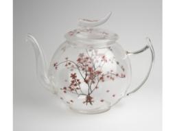 Cherry Blossom Glas mundgeblasen