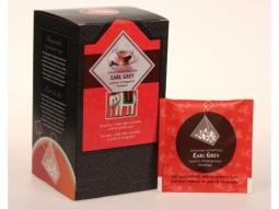 Pyramidenbeutel Schwarzer Tee Earl Grey