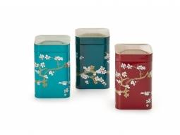 Teedose Nakasendo 150G 3 Stück Teedosen