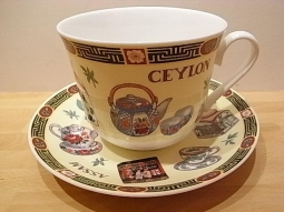 Fine Tea Jumbotasse Fine Bone China