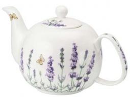 Teeservice Lavendel Neu