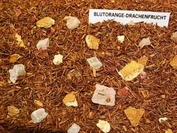 Rooibusch Blutorange-Drachenfrucht Tee