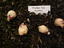 Weißer Tee Buddhas kleines Geheimnis
