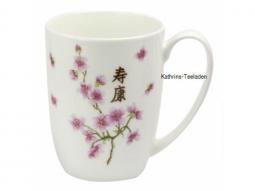 Becher 350 ml Lavendel oder Kirschblüte