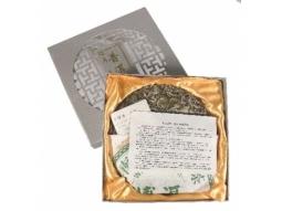 China Weisser Pu Erh (Teekuchen) 400g