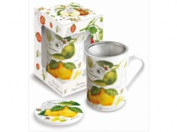 Deckelbecher Lemon & Lime