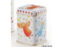 Teedose Schutzengel 25g - 24 Stück