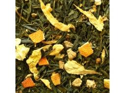 Weißer Tee Ingwer-Zitrone Bio
