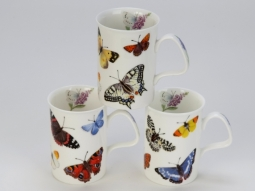 Butterfly  Henkelbecher