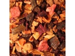 Früchtetee Erdbeer-Vanille Bio säurearm