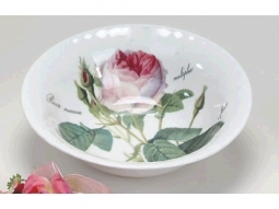 Müslischale Redoute Rose Fine Bone China