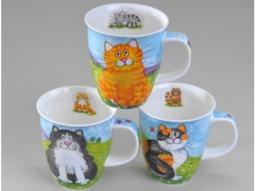 Becher Nevis Happy Cats 6 Becher