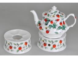 Teekanne Alpine Strawbeery 1l