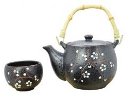 Teekanne Lotus Keramik 0,7l