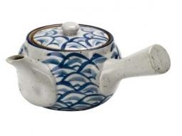 Porzellan Teekanne MOE 450ml mit Edels..
