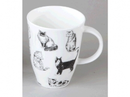 Louise Becher Coundless Cats  sw