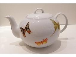 Porzellan - Teekanne Sommerbutterfly 0..