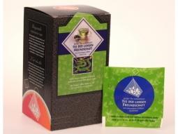 Pyramidenbeutel Weißer Tee Tee der lan..