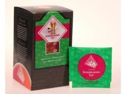 Pyramidenbeutel Kräuter Tee Jungbrunnen
