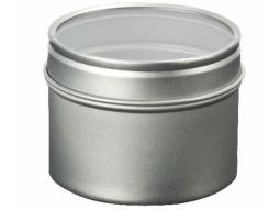 Teedose silber 25g  24 Stück Teedose