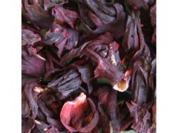 """Hibiscus ganze Blüte (Handverlesen) """"M.."""