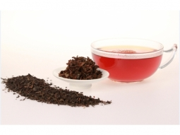 Schwarztee Earl Grey entkoffeiniert 1kg