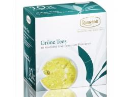 Probierbox - Grüne Tees von Ronnefeldt