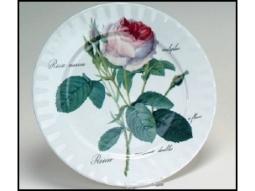 Speiseteller Redoute Rose 27cm
