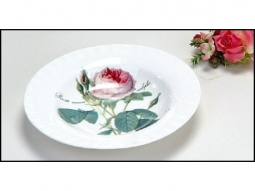 Suppenteller Redoute Roses