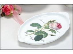 Fruchtschale Redoute Roses