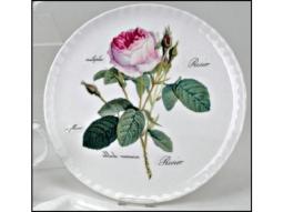 Tortenplatte rund Redoute Roses 31cm