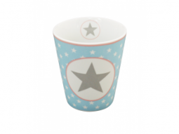 Mug Blue big star