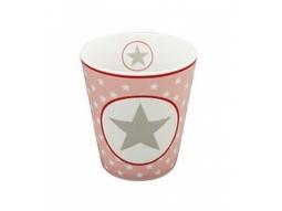 Mug Pink big star