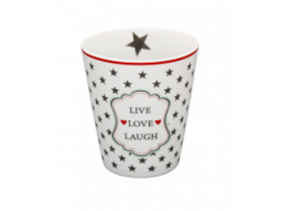 Mug LIVE LOVE LAUGH