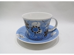 Fashion Jumbotasse Fine Bone China