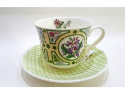 Herbs Jumbotasse Fone Bone China