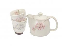 MISAKI Japan Teekanne 0,6l plus 2 Cups