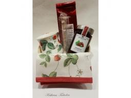 Erdbeer Geschenk